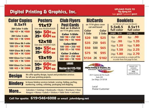 Every Door Direct Mail u2014 Retail® lets you send up to 5000 mailpieces a day per ZIP Code. And using the approved Every Door Direct Mail u2014 Retail Indicia ...  sc 1 st  Digital Printing and Graphics & Digital Printing and Graphics » Mail Services